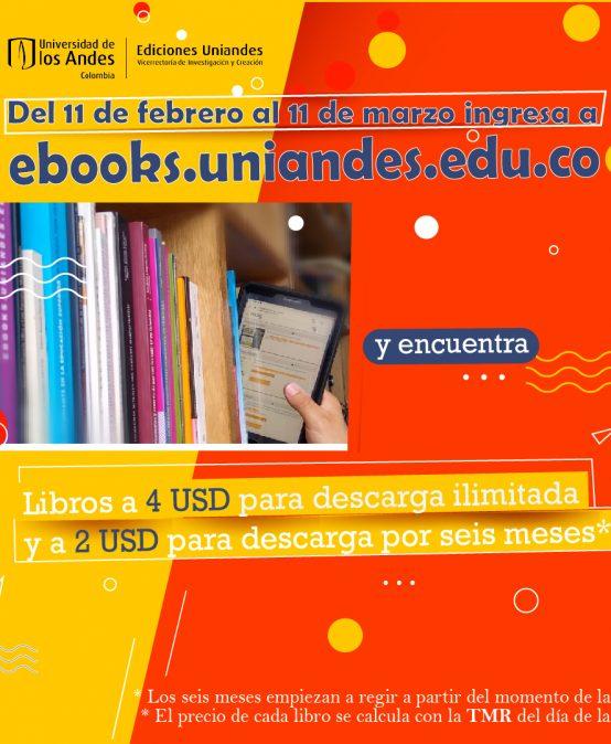 Descuentos de Ediciones Uniandes