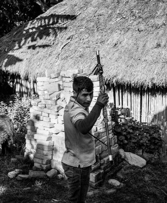 Rituales mayores Nasa: exposición fotográfica de Viviana Peretti